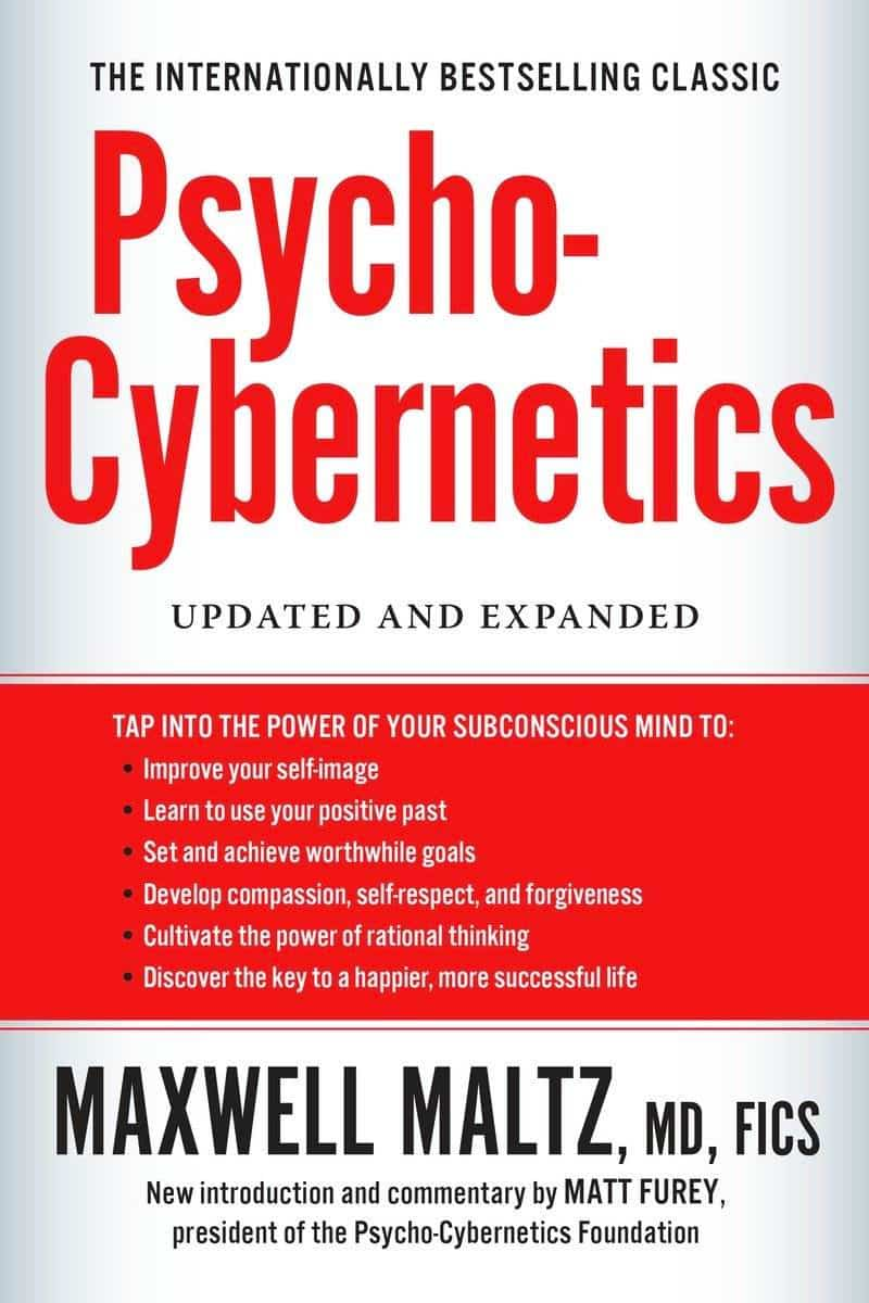 Le Livre Psycho-Cybernetics : Updated and Expanded du Docteur Maxwell Maltz